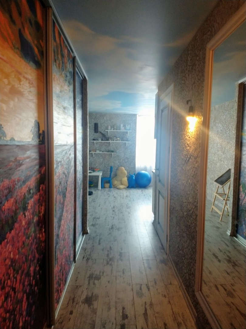 продажа однокомнатной квартиры номер A-148963 в Суворовском районе, фото номер 11